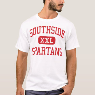 Southside - Spartans - Middle - Manchester T-Shirt