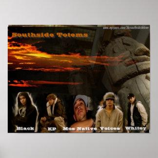 Southside Totem Poster