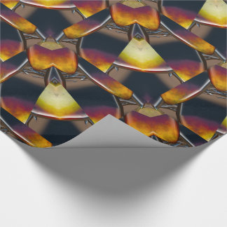 Southwest Anacontess Unique Pattern Wrapping Paper