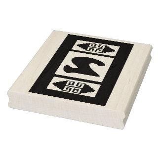 Southwest Aztec Large Stamp Tool - Number 3