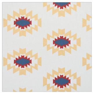Southwest Aztec Native American Tribal Design Fabric