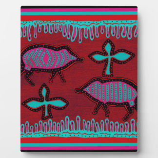 Southwest Desert Animals Plaque
