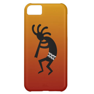 Southwest Design Dancing Kokopelli iPhone 5C Case
