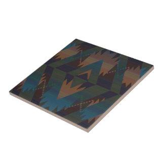 Southwest Design Small Square Tile