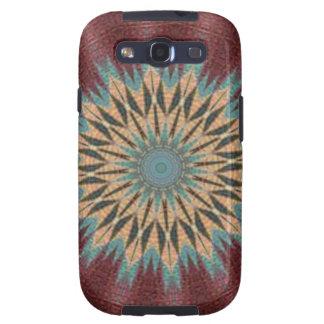Southwest Drum Pattern Samsung Galaxy S3 Case