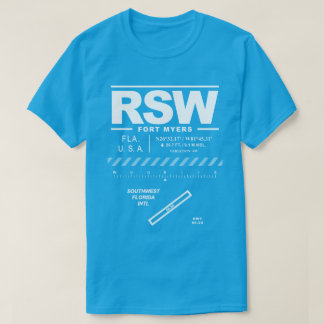 Southwest Florida Int'l Airport RSW T-Shirt