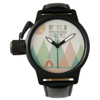 Southwest Geo II| Be Wild and Free Watch