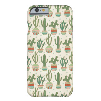 Southwest Geo Step | Cactus Pattern Barely There iPhone 6 Case