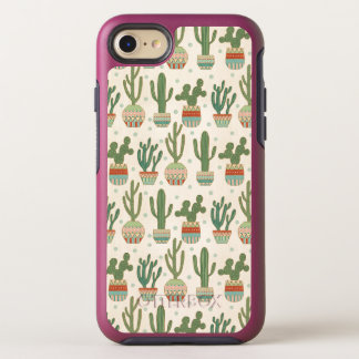 Southwest Geo Step | Cactus Pattern OtterBox Symmetry iPhone 8/7 Case