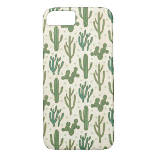 Southwest Geo Step | Desert Cactus Pattern iPhone 8/7 Case