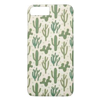 Southwest Geo Step   Desert Cactus Pattern iPhone 8 Plus/7 Plus Case
