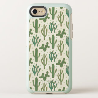 Southwest Geo Step | Desert Cactus Pattern OtterBox Symmetry iPhone 8/7 Case