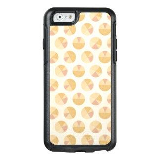 Southwest Geo Step | Orange Circle Pattern OtterBox iPhone 6/6s Case