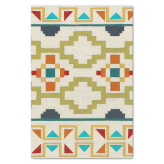 Southwest Geometry I Tissue Paper