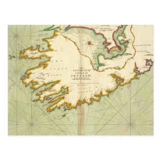 Southwest Ireland by Thornton Postcard