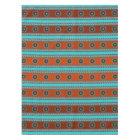 Southwest Motif Cotton Tablecloth