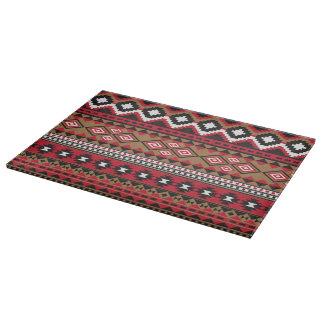 Southwest navajo aztec pattern cutting board