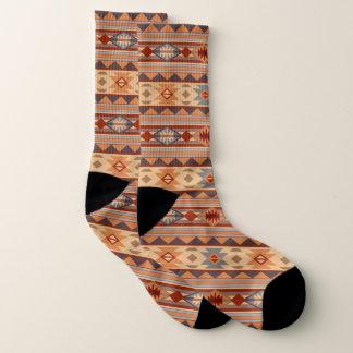 Southwest Pattern Design Tan 1