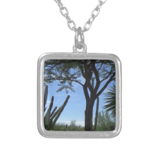 Southwest Silver Plated Necklace