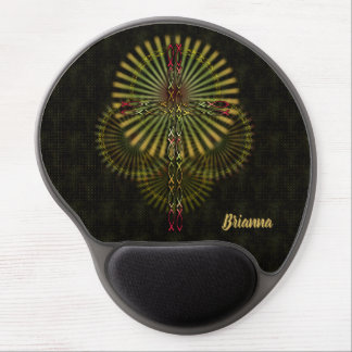 Southwest style Cross Gel Mouse Pad