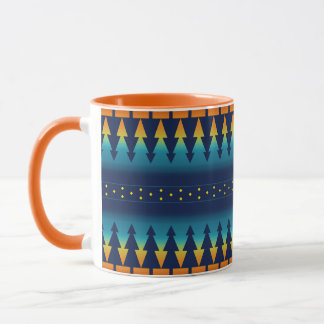 Southwest Sunset Pines Mug