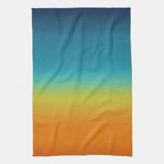 Southwest Sunset Tea Towel