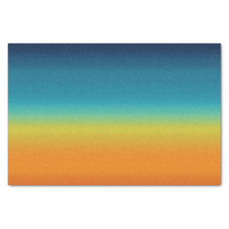 Southwest Sunset Tissue Paper
