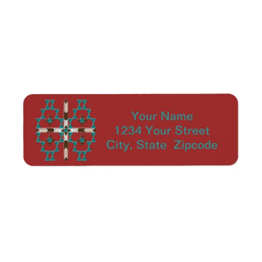 Southwest Symmetry Return Address Labels