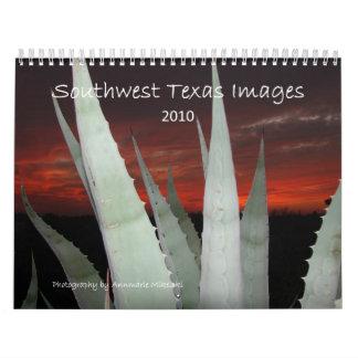 Southwest Texas Images 2016 Calendars