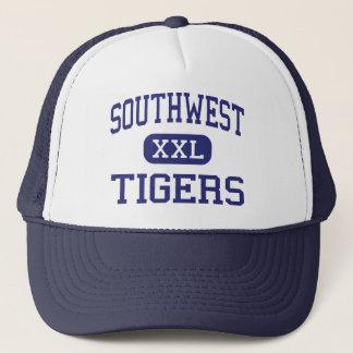 Southwest Tigers Middle Albert Lea Minnesota Trucker Hat
