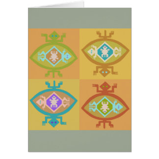Southwest Tortuga Family Card