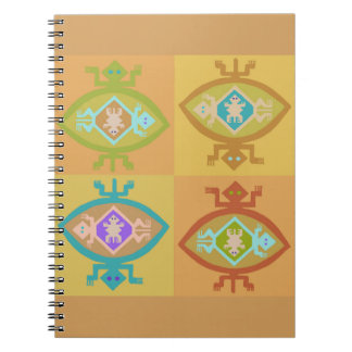 Southwest Tortuga Family Notebook