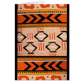 Southwest Tribal Card