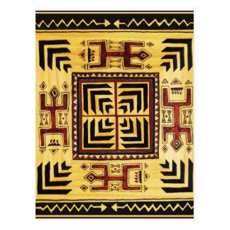 Southwest Tribal Spirits Postcard