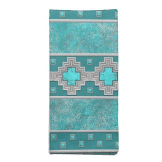 Southwest Turquoise Napkin