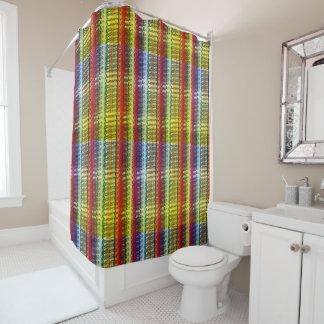 Southwestern Blanket Art Shower Curtain