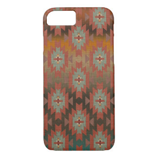 Southwestern Desert Pattern iPhone 7 Case
