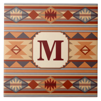 Native american designs ceramic tiles for Native american tile designs