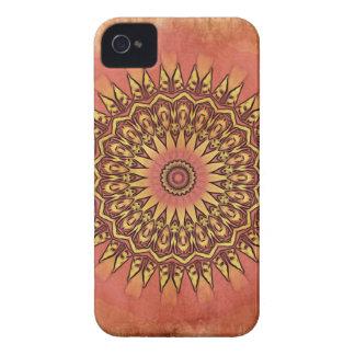 Southwestern Flower Design Blackberry Case