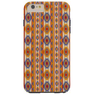 Southwestern navajo tribal pattern tough iPhone 6 plus case