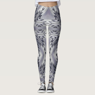 Southwestern pattern Yoga Pants