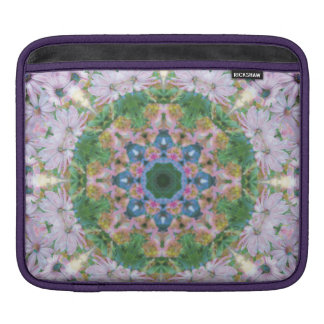 Southwestern Starburst Daisy Rickshaw iPad Sleeve