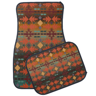 Southwestern Style | Beautiful Pattern Car Mat
