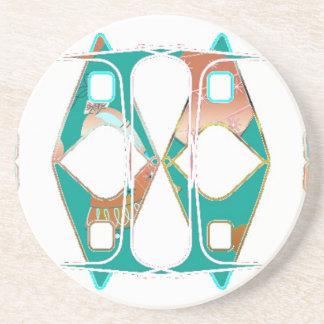 Southwestern Style Beverage Coasters