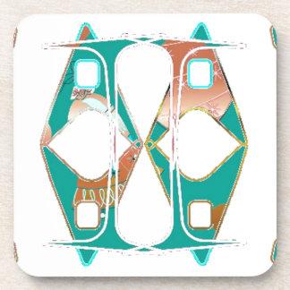 Southwestern Style Drink Coaster