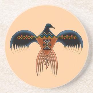 Southwestern Style Eagle Coaster