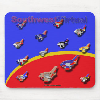 SouthwestVirtual Toons Mouse Pad
