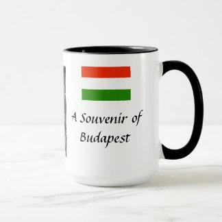 Souvenir Mug - Budapest, Hungary
