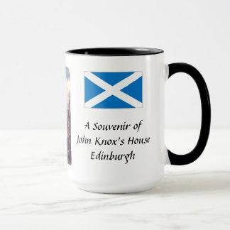 Souvenir Mug - Edinburgh, John Knox's House