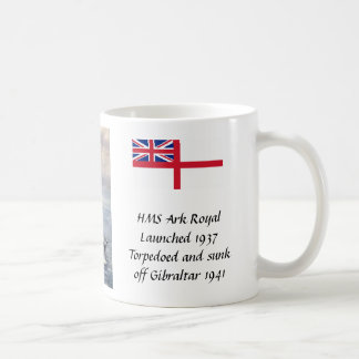 Souvenir Mug - HMS Ark Royal